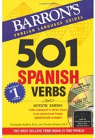 Barrons 501 Spanish Verbs